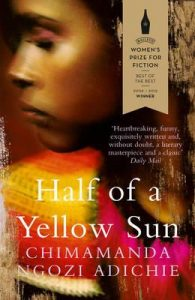 half of a yellow sun (cover picture)